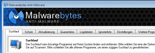 malware sicher entfernen